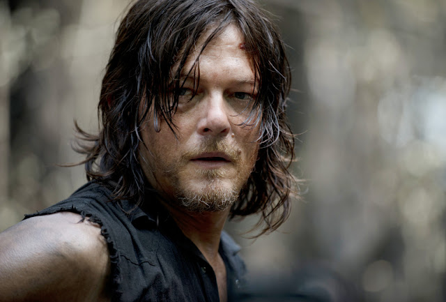 Norman Reedus como Daryl Dixon – The Walking Dead _ sexta temporada, Episode 6 – Photo Credit: Gene Page/AMC