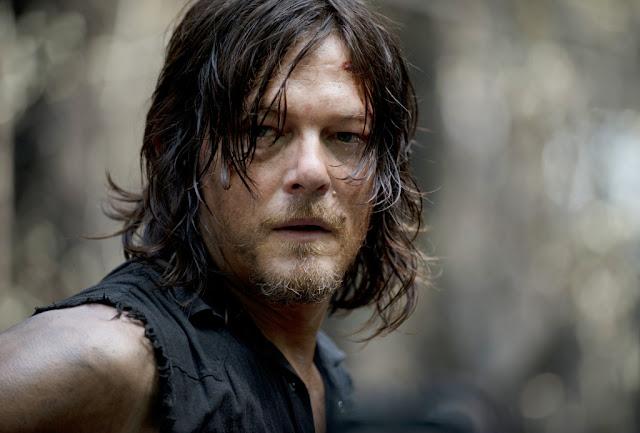 Norman Reedus como Daryl Dixon – The Walking Dead _ sexta temporada, Episode 6 – Photo Credit: Gene Page/AMC