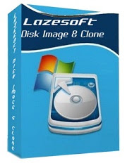 Lazesoft Disk Image and Clone Unlimited Edition Portable