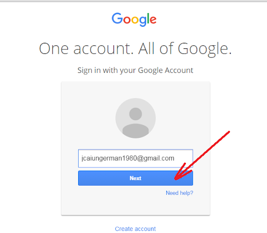 how to change the password on google+