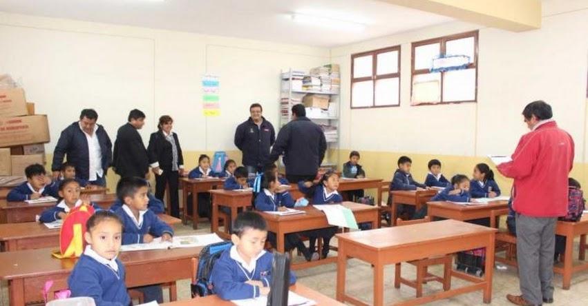 Invertirán S/ 75 millones en remodelar 26 colegios en Gran Chimú - La Libertad