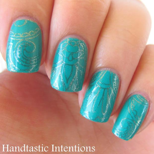 handtastic intentions nail art