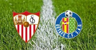 مباراة اشبيلية وخيتافي بث مباشر اليوم الاحد 16-9-2018 الدوري الاسباني Sevilla vs Getafe live