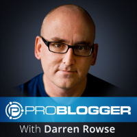 Problogger podcast series: How to build a better blog. Great resource for beginner bloggers. From a post on blogging resources that are TOTALLY worth your time.