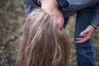 capelli rovinati dal sole