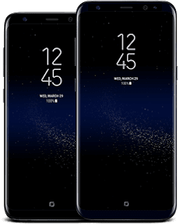 SAMSUNG announces Galaxy S8 and Galaxy S8+ smartphones with Bixby, Iris scanner and Infinity Display
