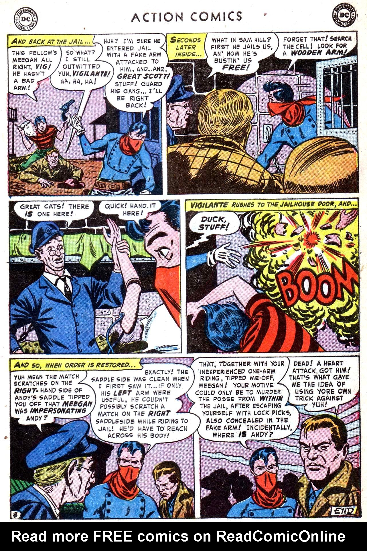 Action Comics (1938) 180 Page 40