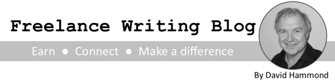 Freelance Writing Blog By David Hammond