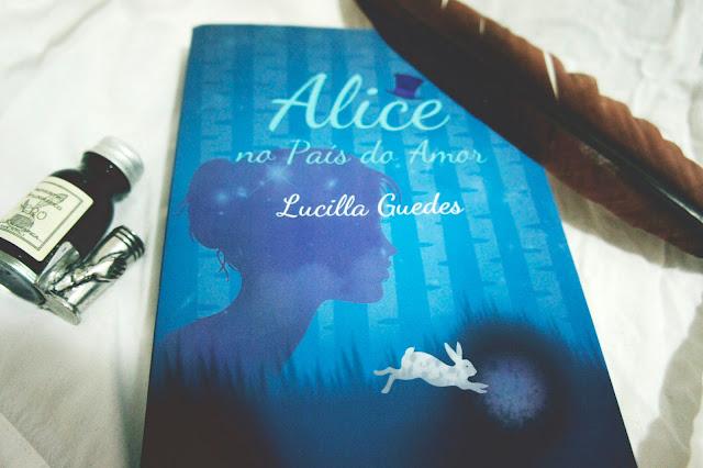 Alice no país do amor Resenha Editora Chiado