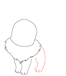How To Draw Eevee Step 4
