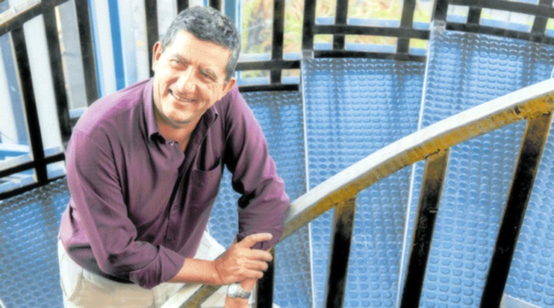 Entrevista en El Comercio: Eric Samson: 'El rumor era una palabra sucia'