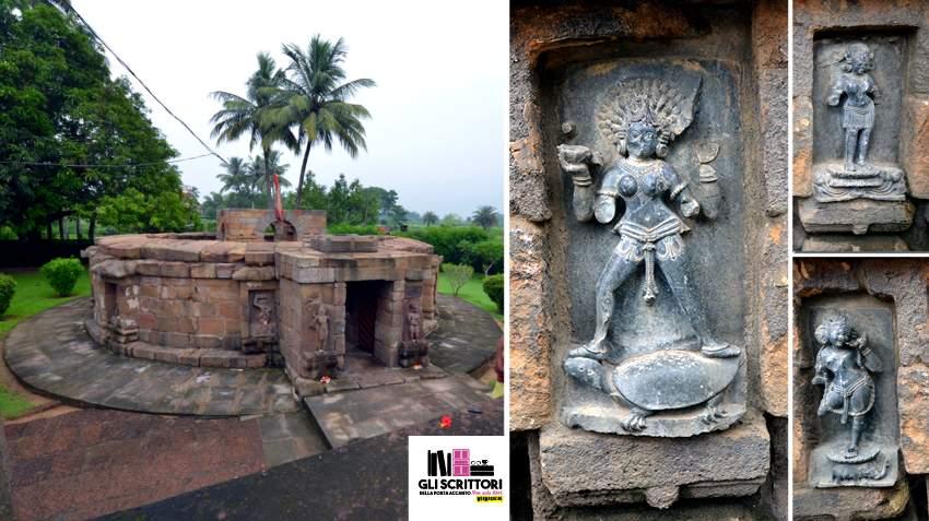 Chausathi Yogini, il tempio delle donne