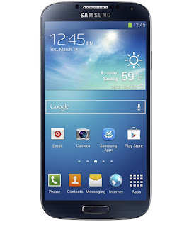 Samsung Galaxy S4 front look