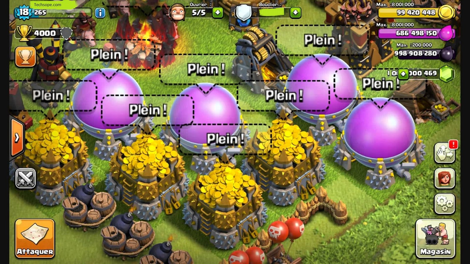 Apk Mod Download Coc