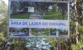 Área de Lazer do Choupal