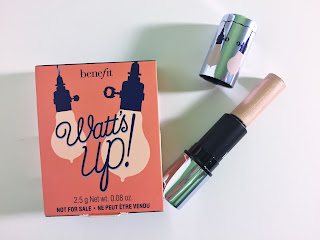 Benefit Watt's Up! Cream to Powder Highlighter