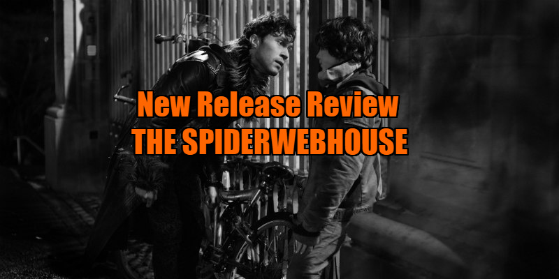 THE SPIDERWEBHOUSE review