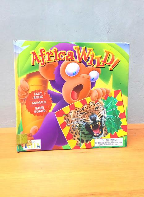 AFRICA WILD, Susan Ring