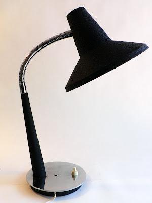 LAMPARA OFICINA AÑOS 70