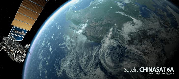 Frekuensi dan Simbol Rate Terbaru Dari Satelit Chinasat 6a