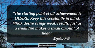 quotes, quote. motivational, inspirational Napoleon Hill