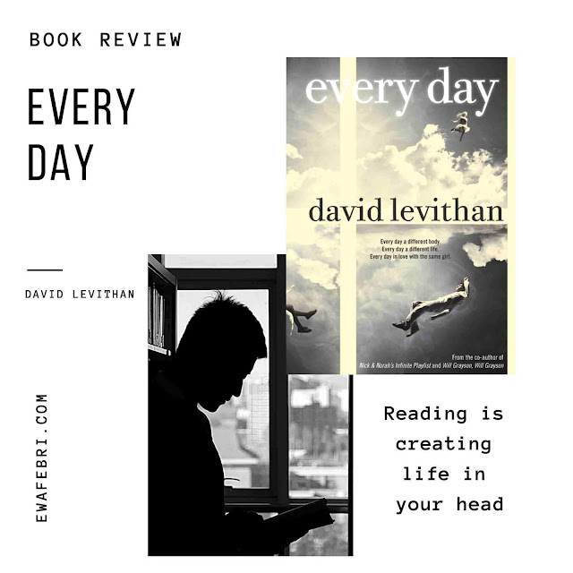 review buku everyday karya david levithan