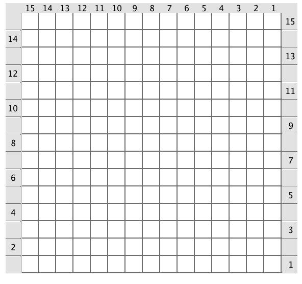 White Horse Knitting: Generating Charts for Knitting