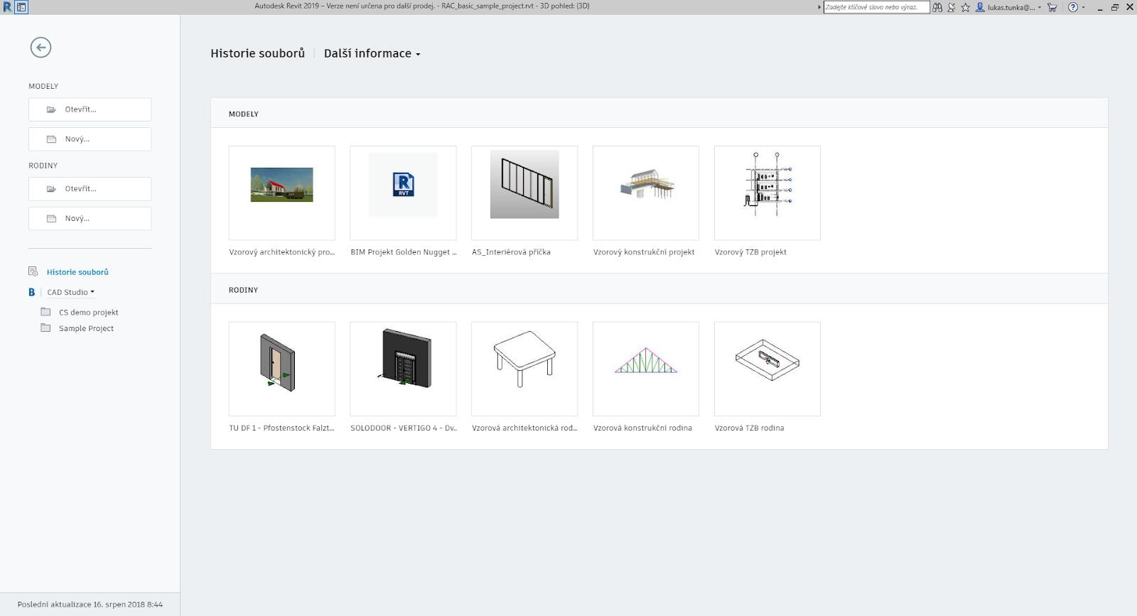 Blog Na Zdi Novinky Revit 2019 1 Bim Software Autodesk