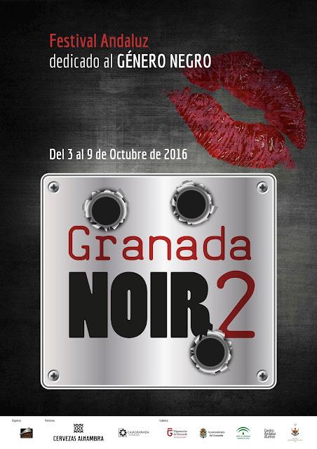 Granada Noir. Festival Andaluz dedicado al g�nero negro.