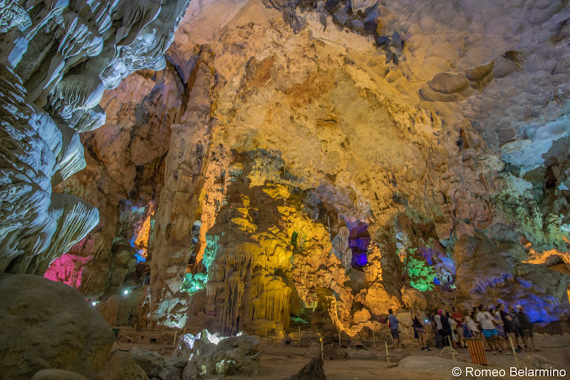 Hanoi Side-Trip to Ha Long Bay in 24 Hours Sung Sot Cave 1
