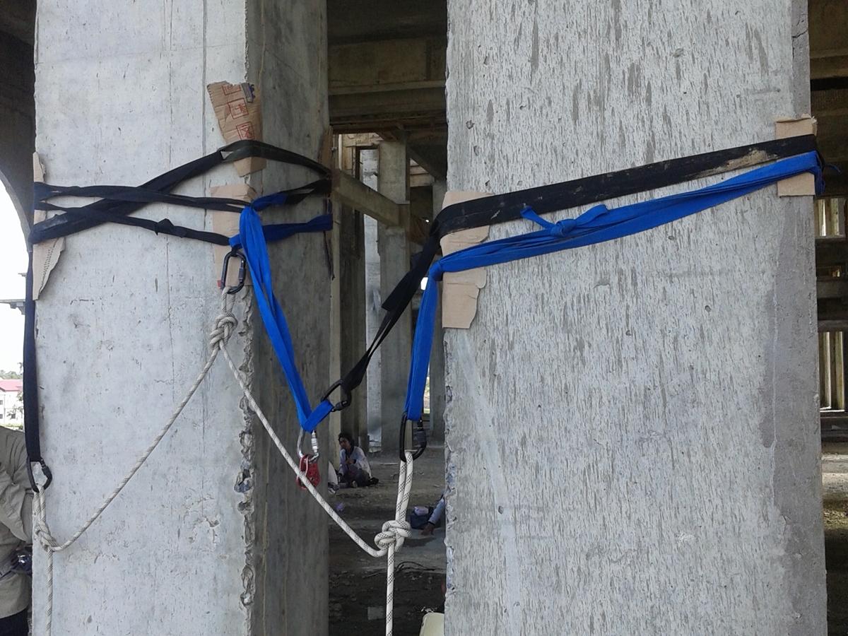 Anchor Dan Teknik Equalizing Dalam Panjat Tebing