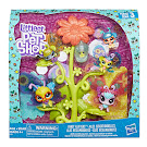 Littlest Pet Shop Series 3 Family Pack Bud Butterflew (#3-67) Pet