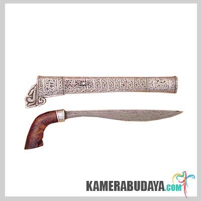 Rudus, Senjata Tradisional Dari Bengkulu