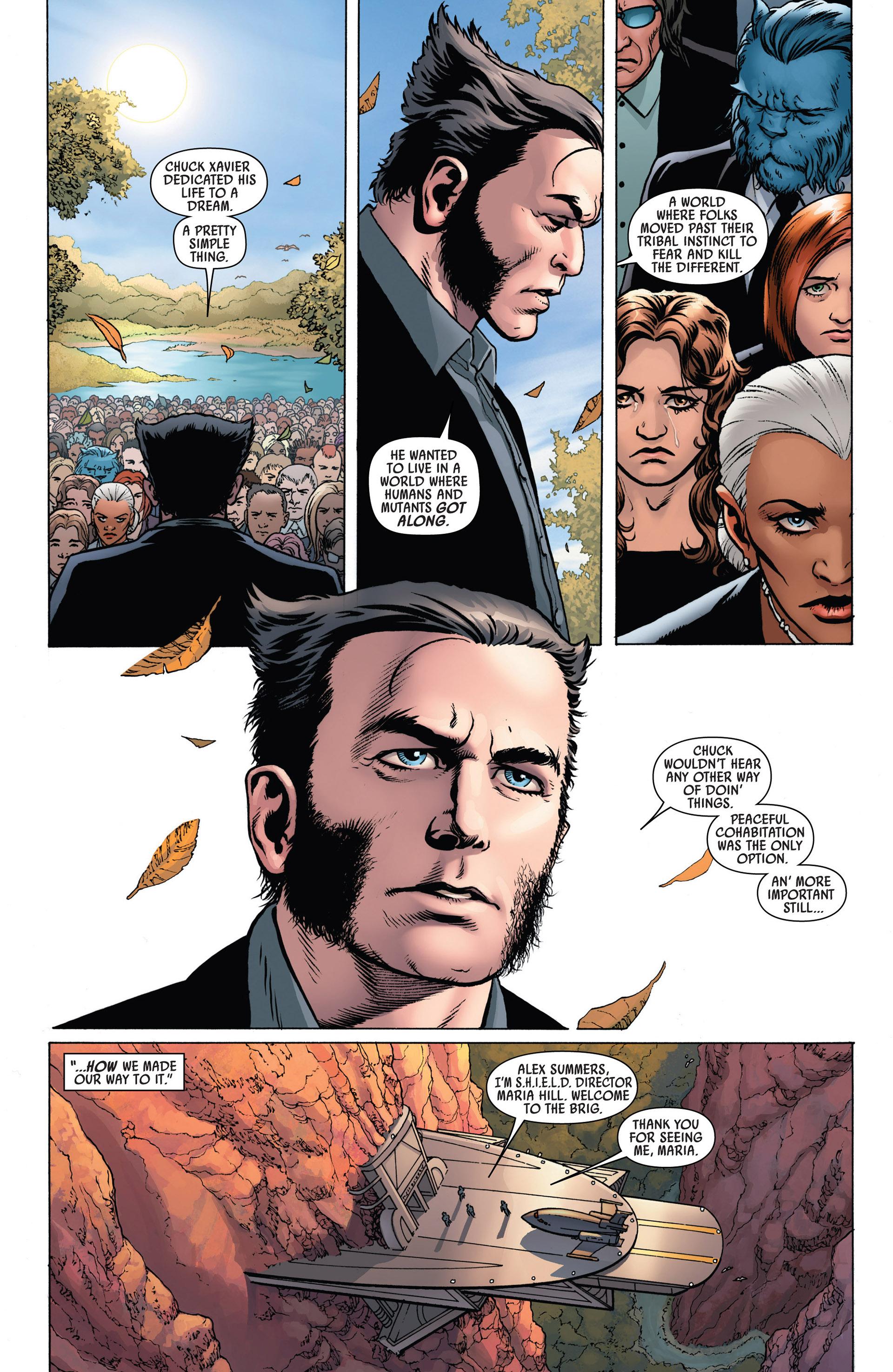 Read online Uncanny Avengers (2012) comic -  Issue #1 - 4