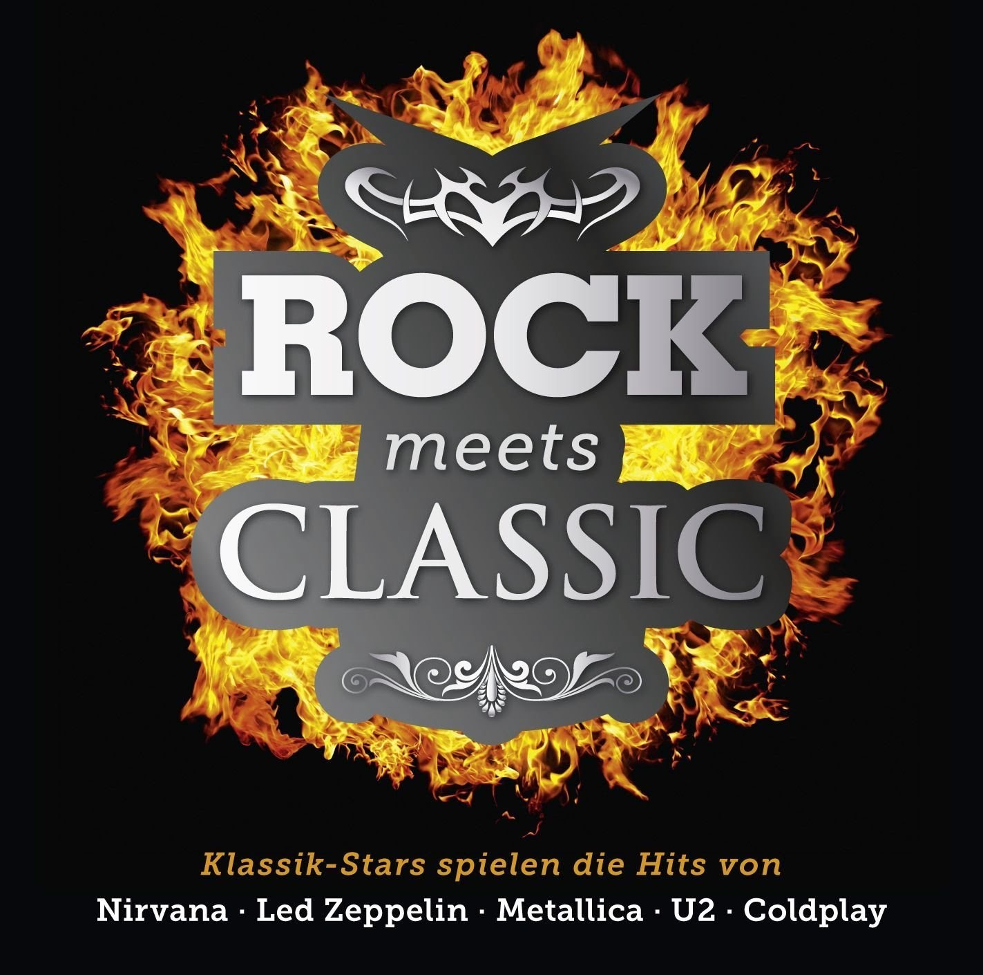 """Rock meets Classic"" CD Bond Songs"