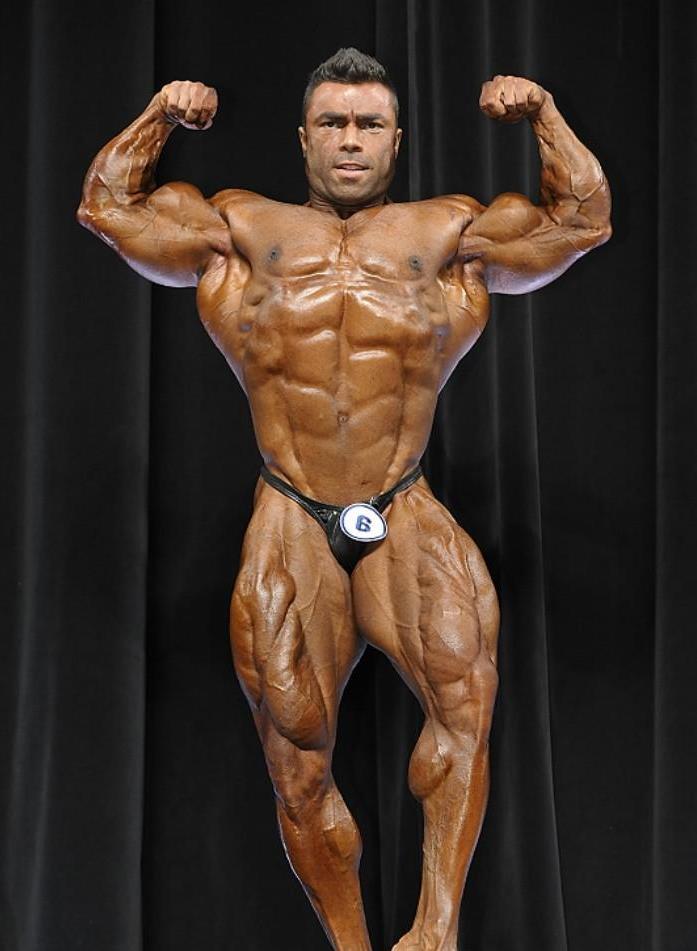 Brazilian Bodybuilder Eduardo Correa 2013 Pictures