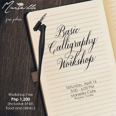 Basic Calligraphy Workshop