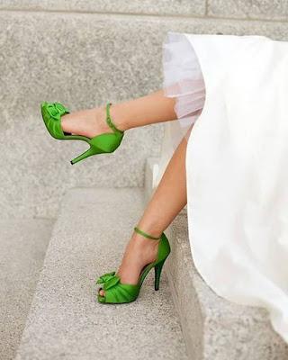 Zapatos de Novia sencillos