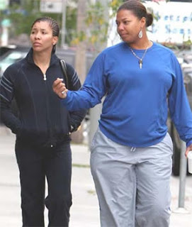 Solomon Datyong's Blog: Queen Latifah and wife Jeanette ...