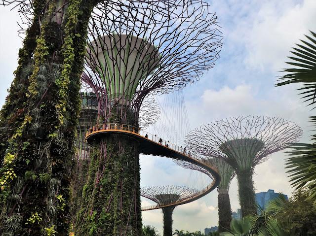 topp 10 sevärdheter i Singapore