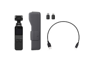 مراجعة ملحق DJI Osmo Pocket الذي يعمل ككاميرا رائعة لهاتفك