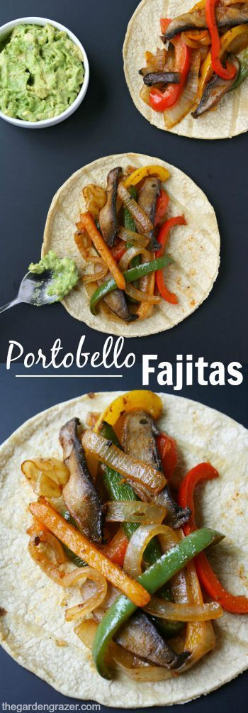 Portobello Fajitas (30 minute!)   #DESSERTS #HEALTHYFOOD #EASYRECIPES #DINNER #LAUCH #DELICIOUS #EASY #HOLIDAYS #RECIPE #SPECIALDIET #WORLDCUISINE #CAKE #APPETIZERS #HEALTHYRECIPES #DRINKS #COOKINGMETHOD #ITALIANRECIPES #MEAT #VEGANRECIPES #COOKIES #PASTA #FRUIT #SALAD #SOUPAPPETIZERS #NONALCOHOLICDRINKS #MEALPLANNING #VEGETABLES #SOUP #PASTRY #CHOCOLATE #DAIRY #ALCOHOLICDRINKS #BULGURSALAD #BAKING #SNACKS #BEEFRECIPES #MEATAPPETIZERS #MEXICANRECIPES #BREAD #ASIANRECIPES #SEAFOODAPPETIZERS #MUFFINS #BREAKFASTANDBRUNCH #CONDIMENTS #CUPCAKES #CHEESE #CHICKENRECIPES #PIE #COFFEE #NOBAKEDESSERTS #HEALTHYSNACKS #SEAFOOD #GRAIN #LUNCHESDINNERS #MEXICAN #QUICKBREAD #LIQUOR