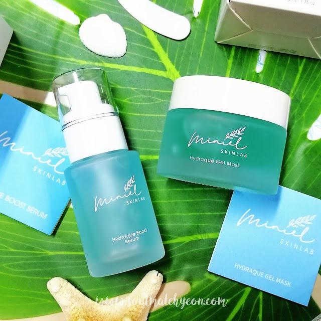 Review; Miniel Skinlab