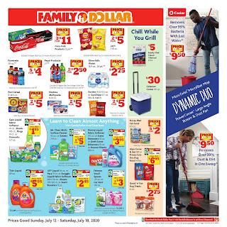 ⭐ Family Dollar Ad 7/12/20 ⭐ Family Dollar Weekly Ad July 12 2020