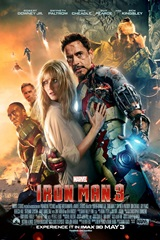 Demir Adam 3: Iron Man 3 (2013) Film indir