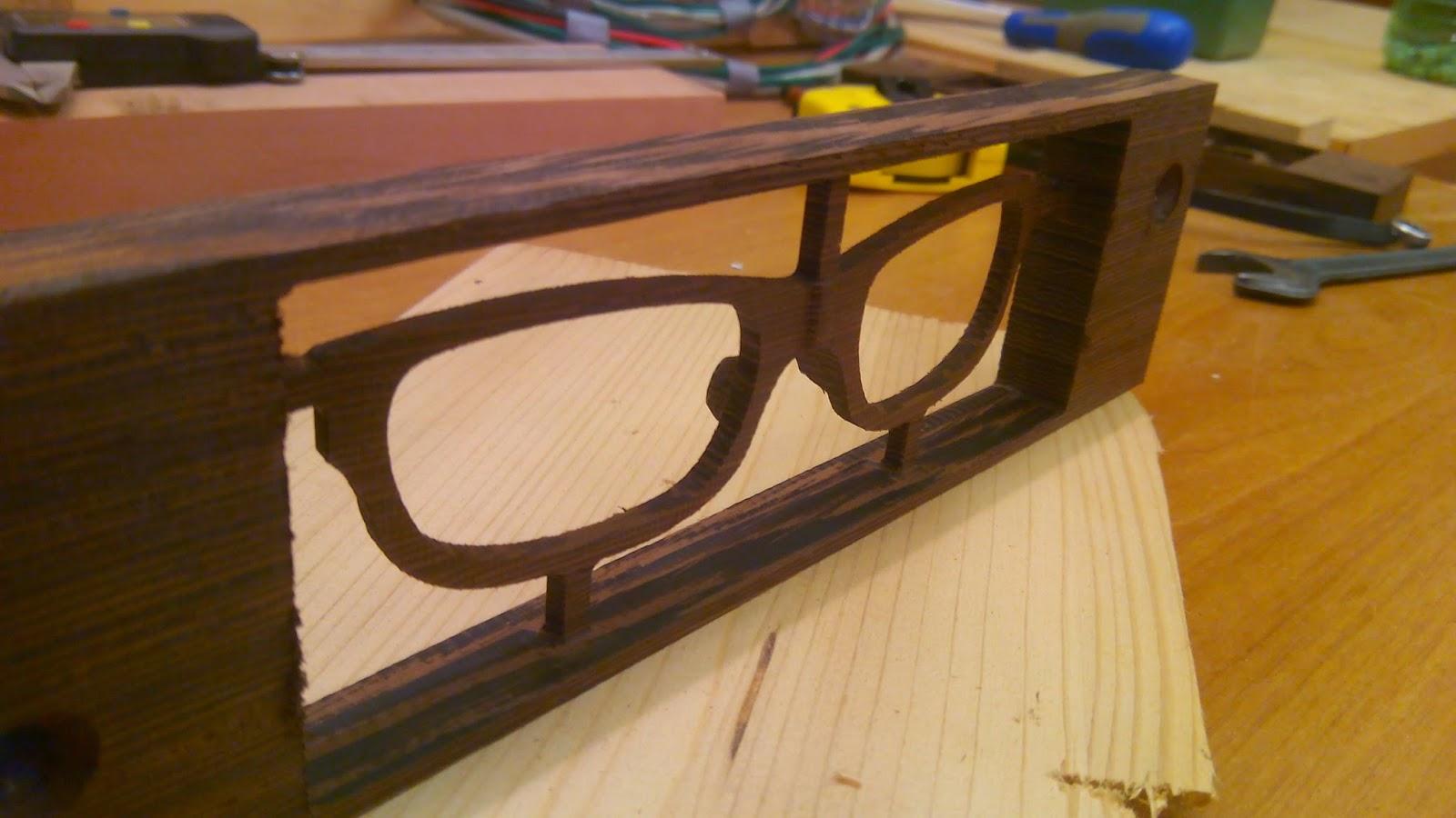 Diy progetti cnc realizzare una montatura per occhiali for Progetti 3d