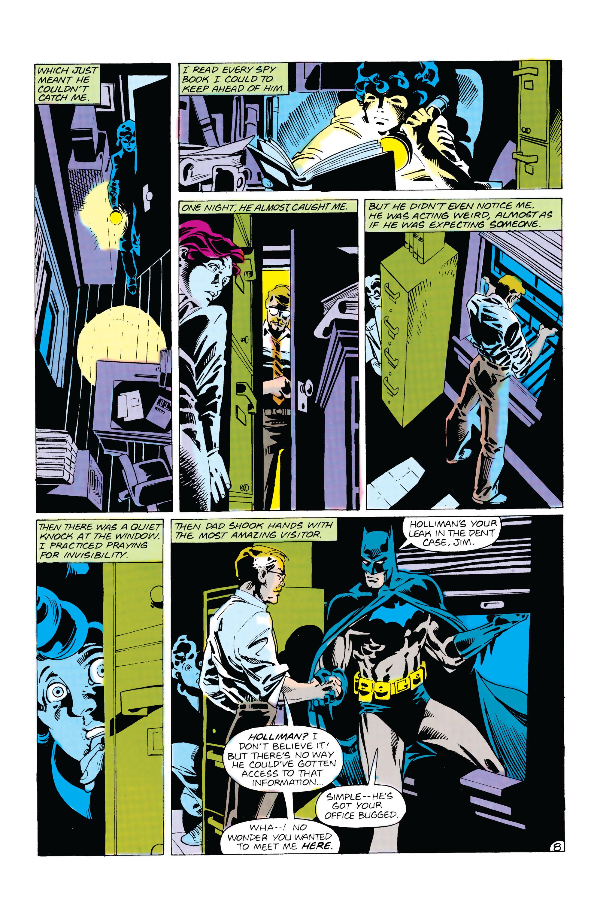 Read online Secret Origins (1986) comic -  Issue #20 - 9
