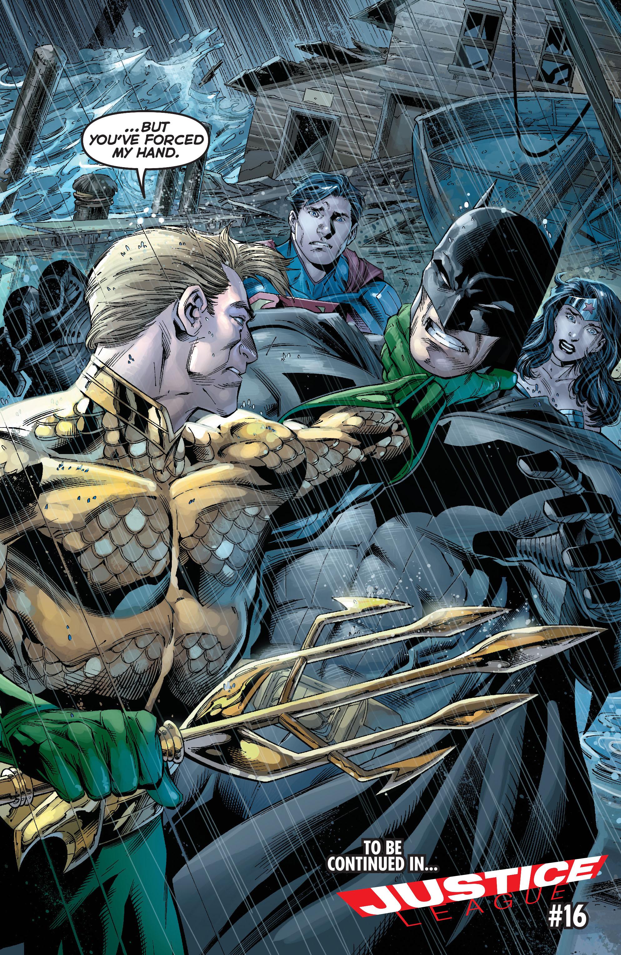 Read online Aquaman (2011) comic -  Issue #15 - 23