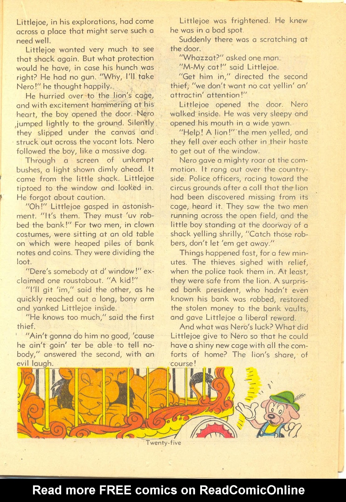 Walt Disney's Comics and Stories issue 40 - Page 27