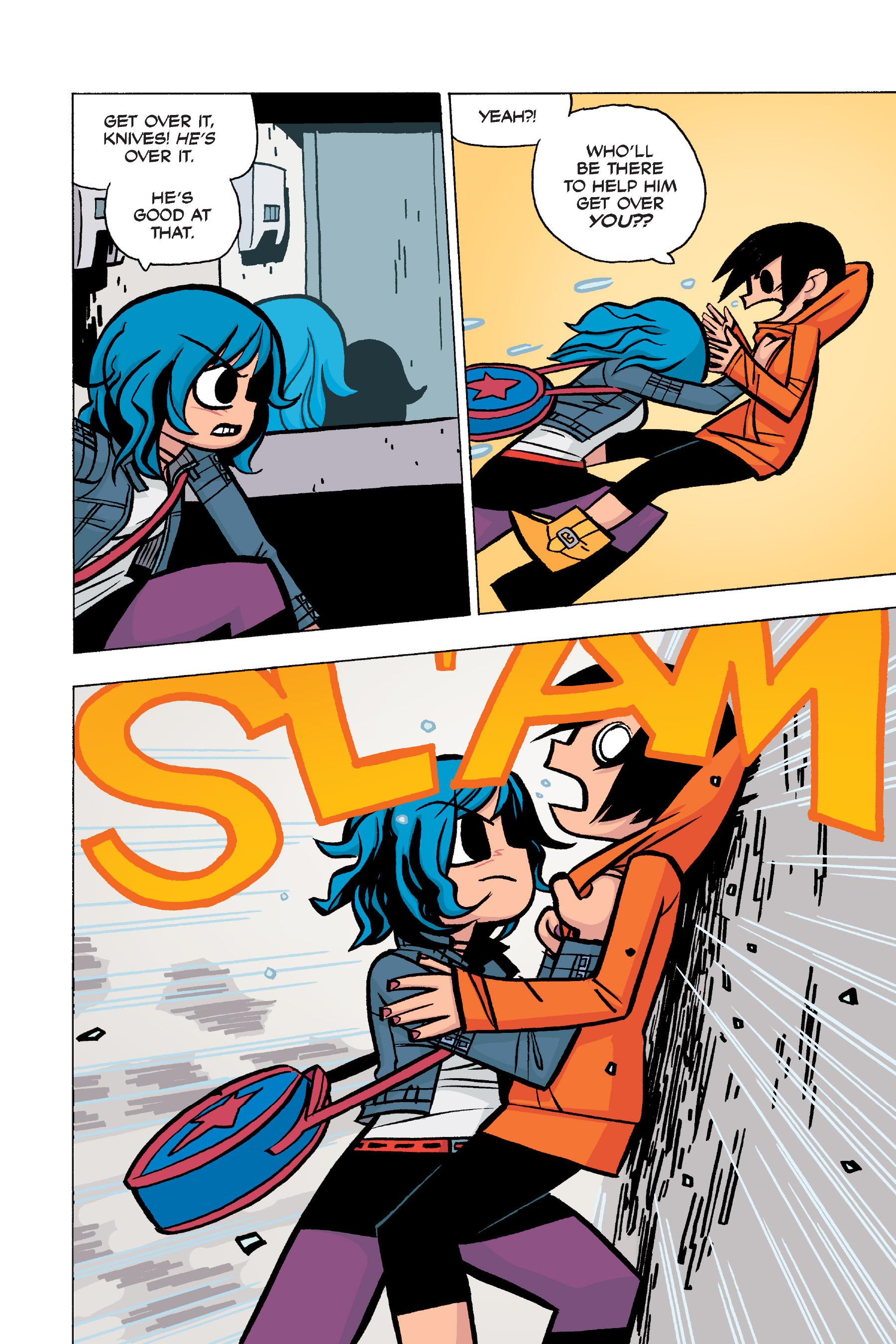 Read online Scott Pilgrim comic -  Issue #5 - 53